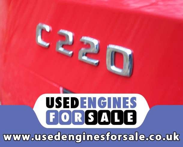 Mercedes C220-CDI-Diesel