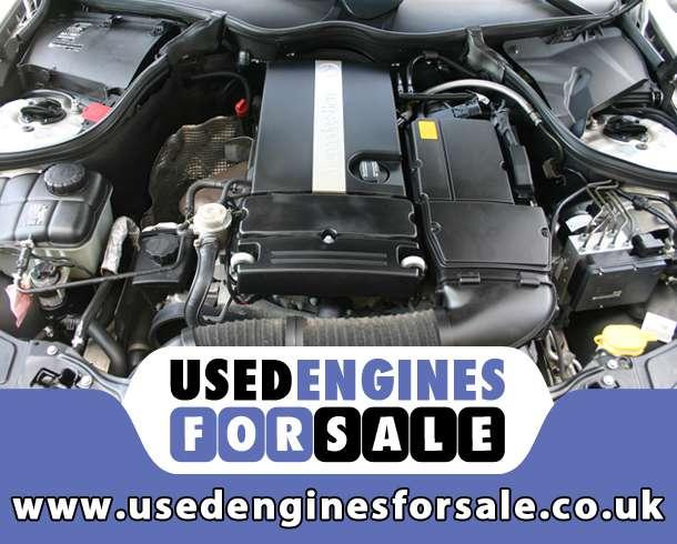 Engine For Mercedes C230--Kompressor