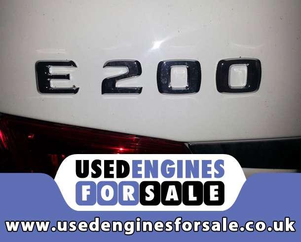 Mercedes E200-CDI-BlueEFFICIENCY
