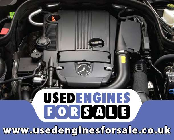 Engine For Mercedes E200-CDI-BlueEFFICIENCY