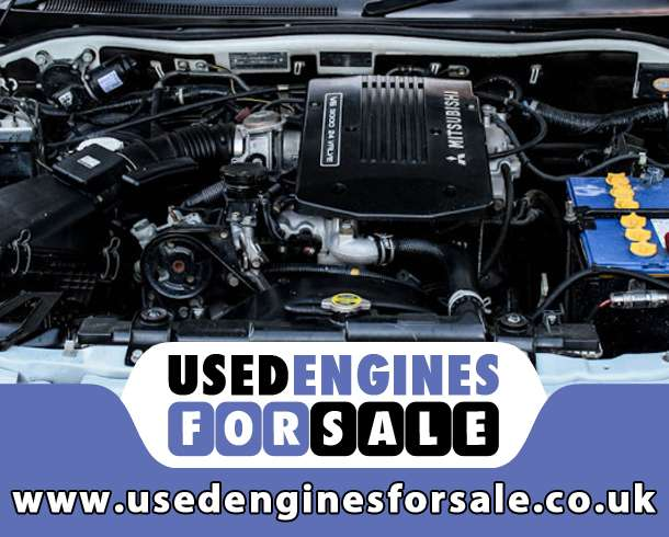 Reconditioned Engine For Mitsubishi Challanger