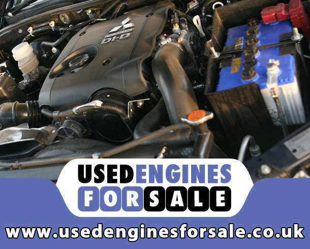 Reconditioned Engine For Mitsubishi Challenger Diesel