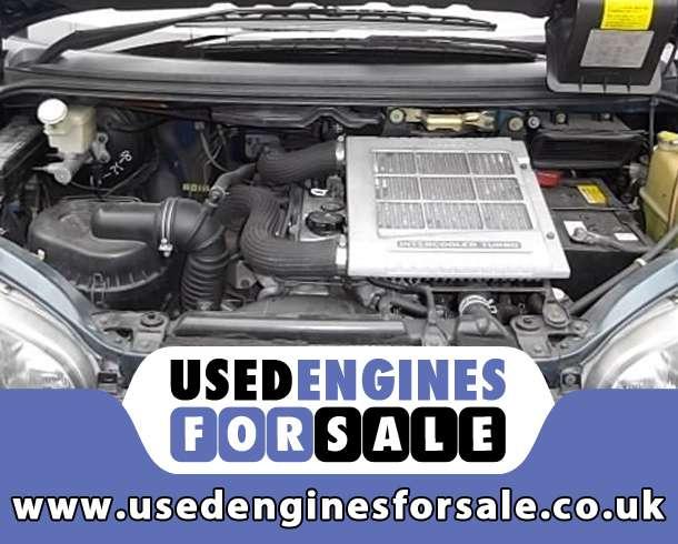 Reconditioned Engine For Mitsubishi Delica Diesel