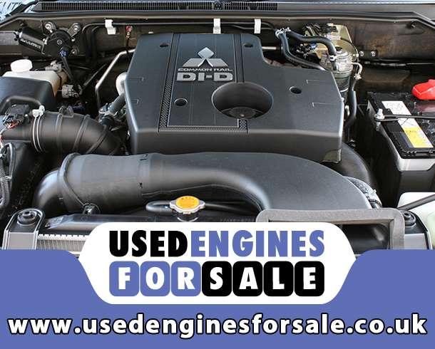 Reconditioned Engine For Mitsubishi Pajero Diesel
