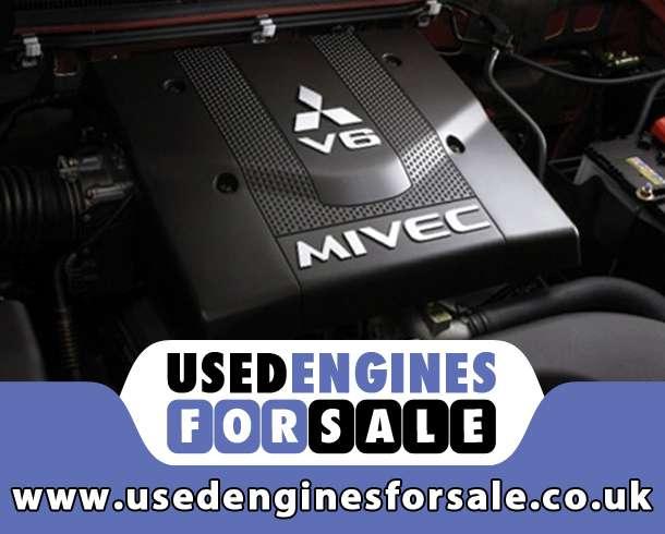 Reconditioned Engine For Mitsubishi Pajero Petrol