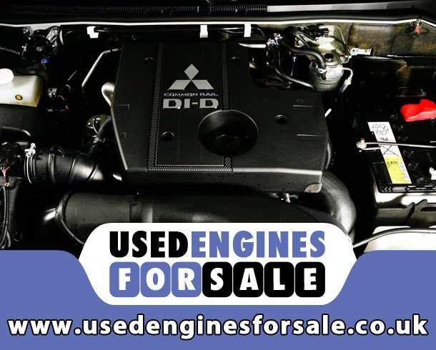 Reconditioned Engine For Mitsubishi Shogun Diesel