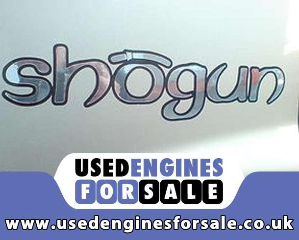 Mitsubishi Shogun Diesel