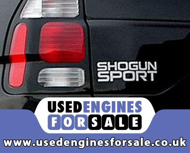 Mitsubishi Shogun Sport Petrol