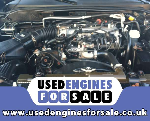 Reconditioned Engine For Mitsubishi Shogun Sport Petrol