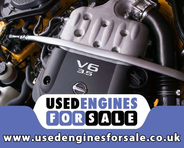 Reconditioned Engine For Nissan 350z