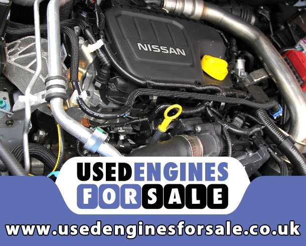 Reconditioned Engine For Nissan Interstar Diesel van