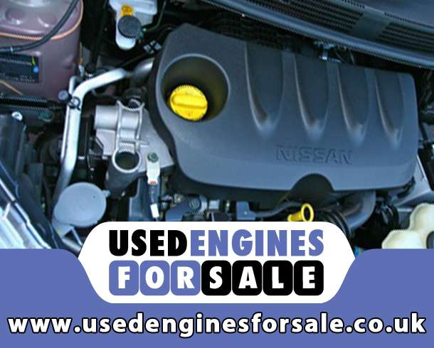 Reconditioned Engine For Nissan Micra dci Diesel
