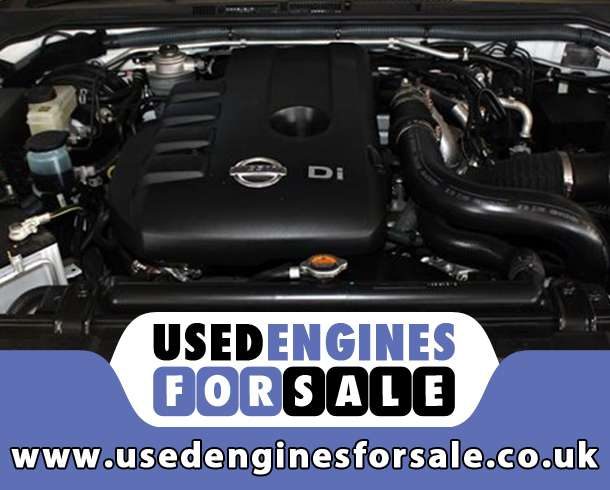 Reconditioned Engine For Nissan Navara dCi Di Diesel