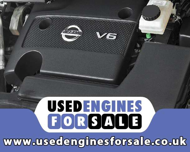 Reconditioned Engine For Nissan Pathfinder dCi Diesel