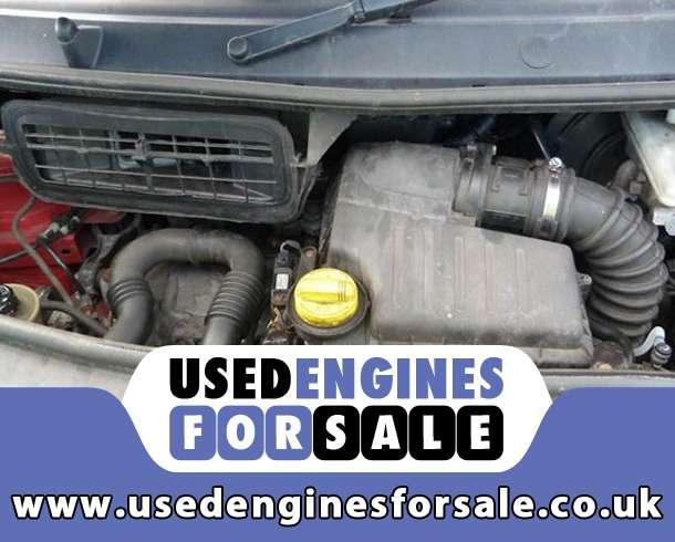 Reconditioned Engine For Nissan Primastar Van