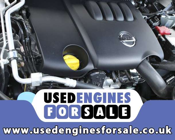 Reconditioned Engine For Nissan Qashqai Petrol