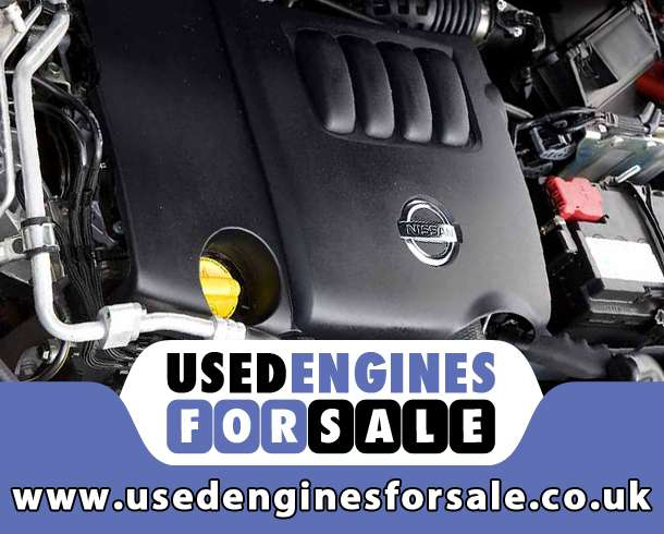 Reconditioned Engine For Nissan Qashqai dCi Diesel