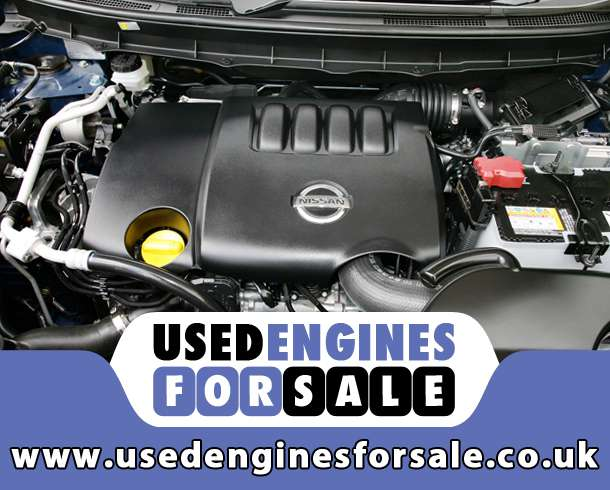 Reconditioned Engine For Nissan X Trail 4x4 dCi Diesel