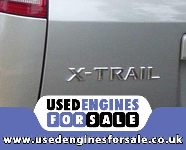 Nissan X Trail Petrol