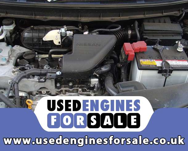 Reconditioned Engine For Nissan X Trail Petrol