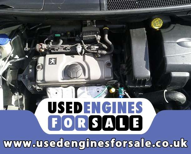 Reconditioned Engine For Peugeot 1007 Diesel