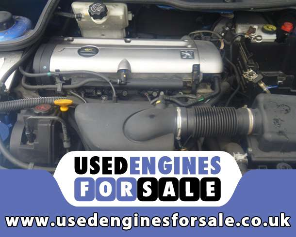 Reconditioned Engine For Peugeot 1007 Petrol