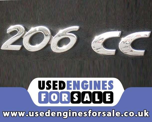 Peugeot 206 CC Diesel