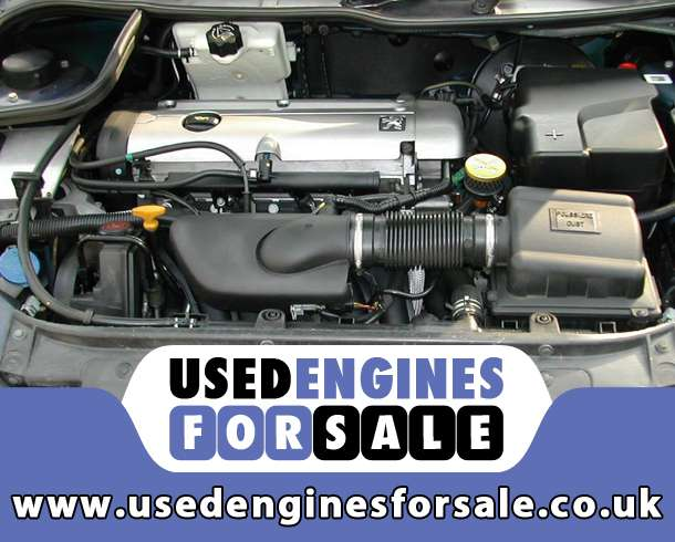 Reconditioned Engine For Peugeot 206 CC Diesel