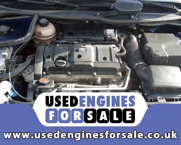 Reconditioned Engine For Peugeot 206 CC Petrol