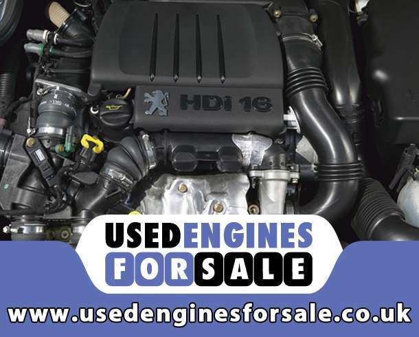 Reconditioned Engine For Peugeot 206 Diesel