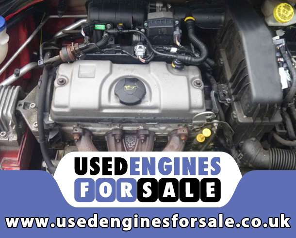Reconditioned Engine For Peugeot 207 CC Diesel