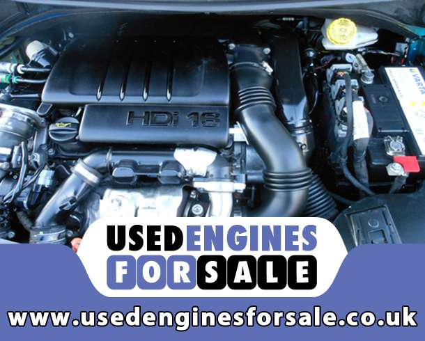 Reconditioned Engine For Peugeot 207 Diesel