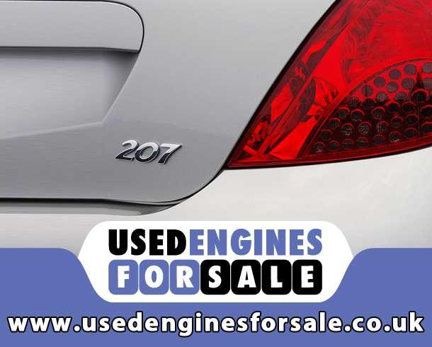 Peugeot 207-Petrol-Van