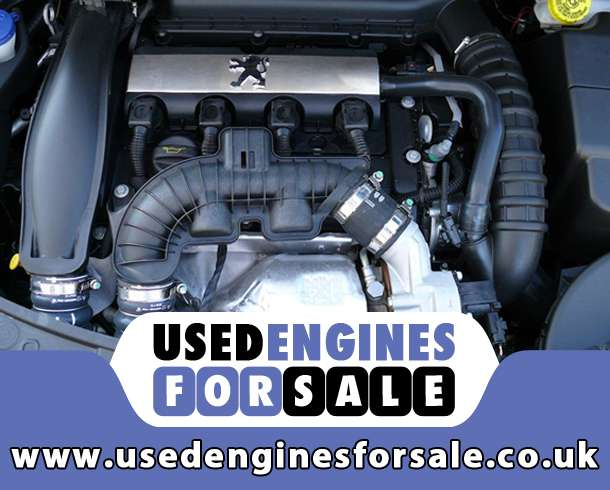 Reconditioned Engine For Peugeot 207 Petrol Van