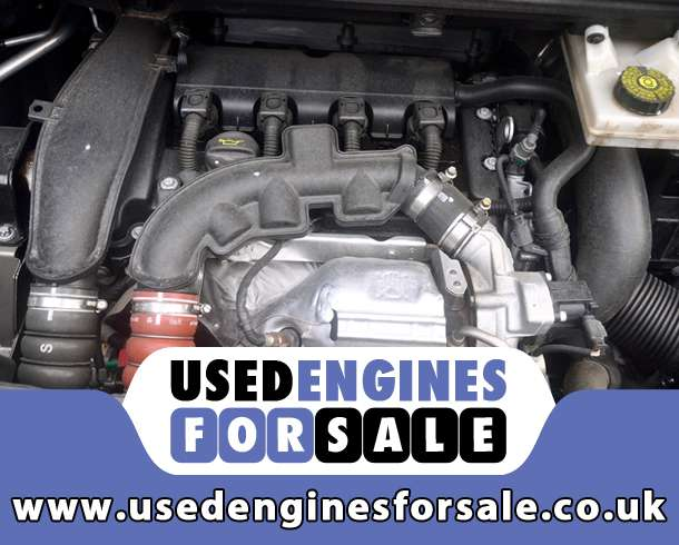 Reconditioned Engine For Peugeot 3008 Petrol