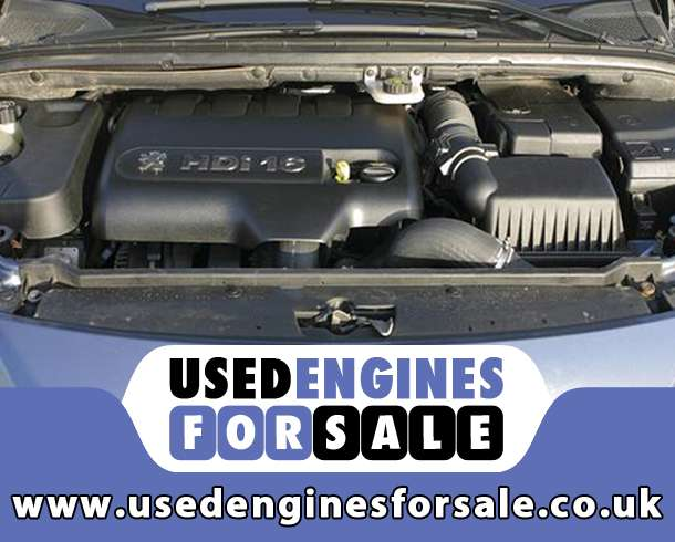 Reconditioned Engine For Peugeot 307 CC Diesel
