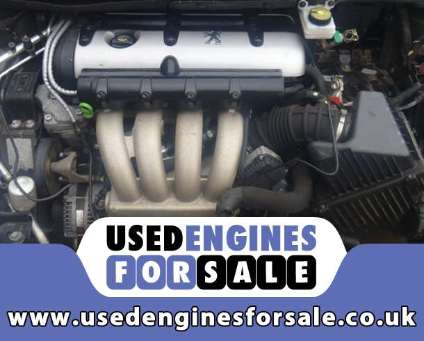 Reconditioned Engine For Peugeot 307 CC Petrol