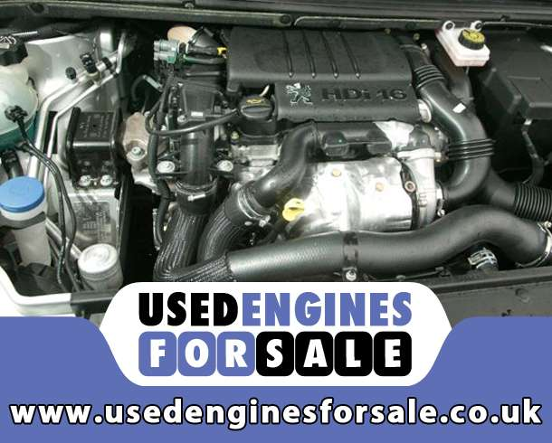 Reconditioned Engine For Peugeot 307 Diesel