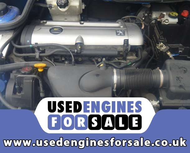 Reconditioned Engine For Peugeot 307 Petrol