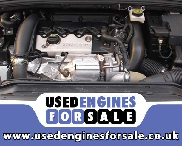 Reconditioned Engine For Peugeot 308 CC Diesel