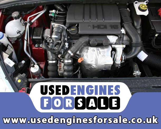 Reconditioned Engine For Peugeot 308 Diesel
