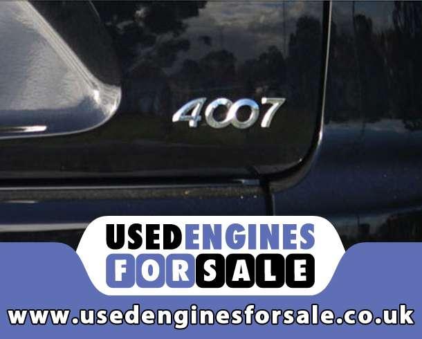 Peugeot 4007 Diesel