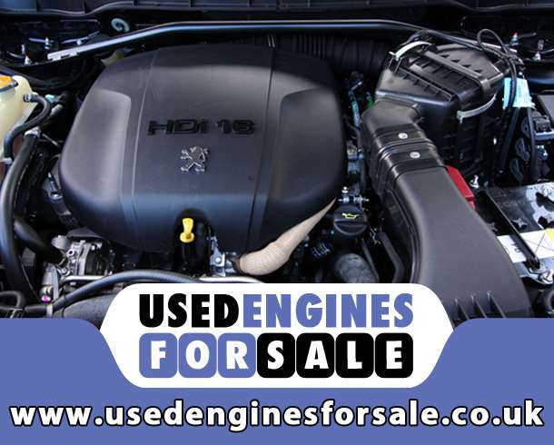 Reconditioned Engine For Peugeot 4007 Diesel