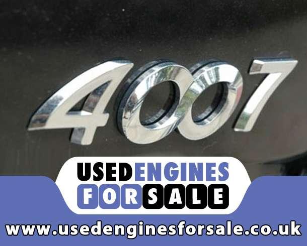 Peugeot 4007 Petrol