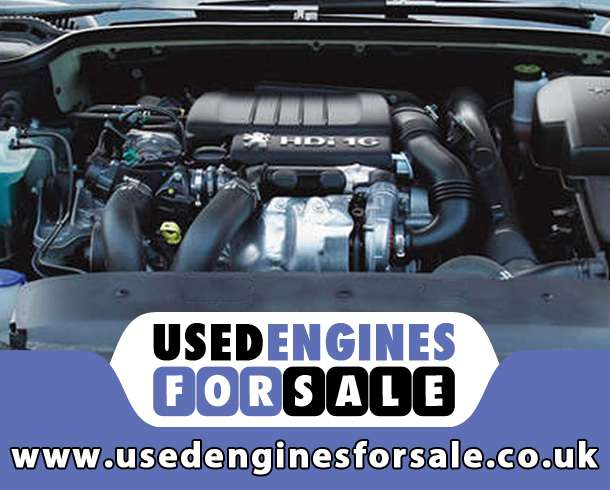 Reconditioned Engine For Peugeot 407 Coupe Diesel