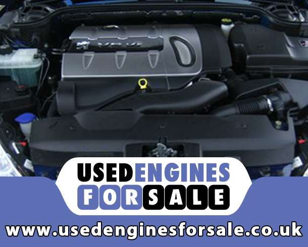 Reconditioned Engine For Peugeot 407 Coupe Petrol