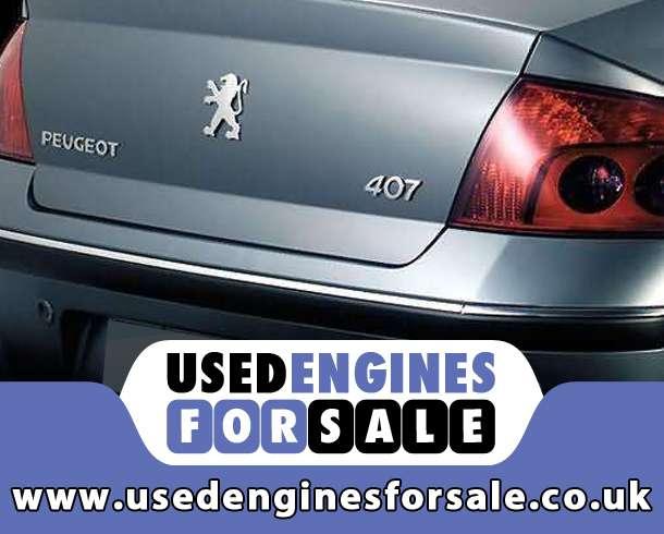 Peugeot 407 Petrol