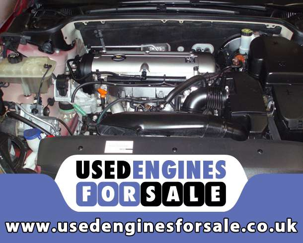Reconditioned Engine For Peugeot 407 Petrol