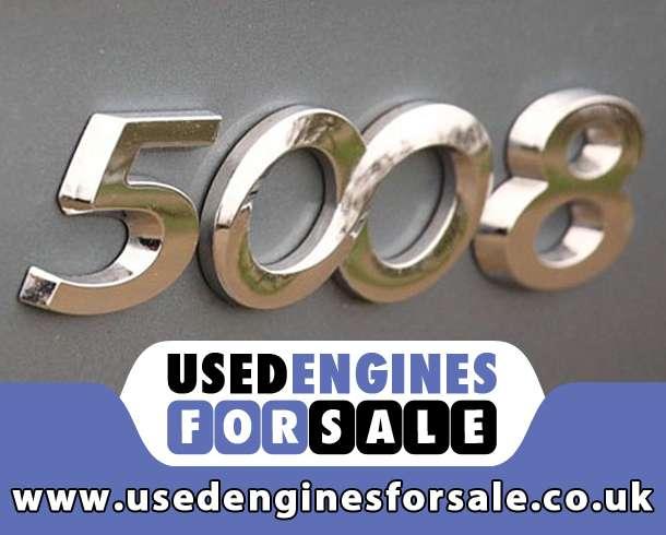 Peugeot 5008-Petrol
