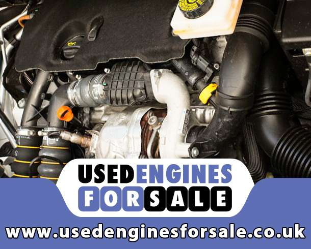 Reconditioned Engine For Peugeot 5008 Petrol